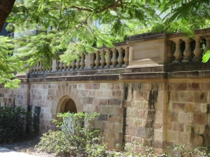 cathedral walls Brisbane