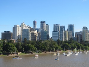 Kangaroo Point Park